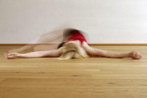 Zeitgenössischer Tanz - Johanna