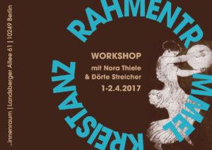 Findet NICHT im _innenraum statt: Kreistanz & Rahmentrommel Workshop - Nora und Dörte