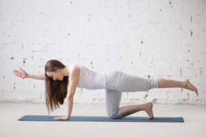 Di 19:00 | 60 - Pilates (Anfänger-Mittelstufe) - Rebecca