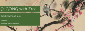 Qi Gong - Erol ab 24.1.2019
