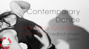 Fr monatlich 19:30 | 90 - Contemporary Dance - Martina - Termine s.u.
