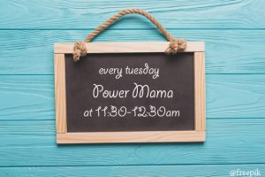 Di 11:30 | 60 - POWER MAMA Dance Fitness for Mamas with Babies in Slings - Dimitra