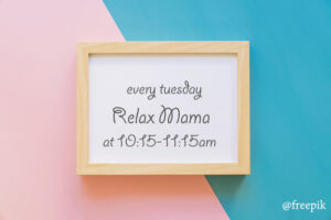 Di 10:15 | 60 - RELAX MAMA - Meditation for Mamas with Babies in Slings - Dimitra
