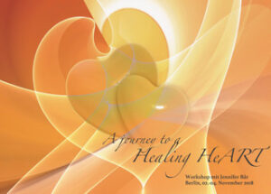 The journey to a  HealingHeART - Jenny