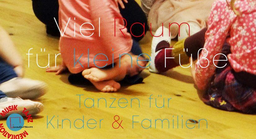Zeit zu Tanzen für Kinder & Familien