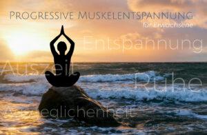 Entspannungskurs Progressive Muskelentspannung für Erwachsene - Kristina