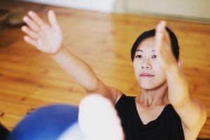 Pilates - Yun